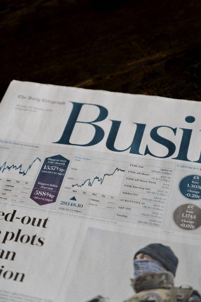 newspaper-business-section