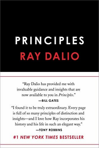 Principles: Life and Work, Ray Dalio